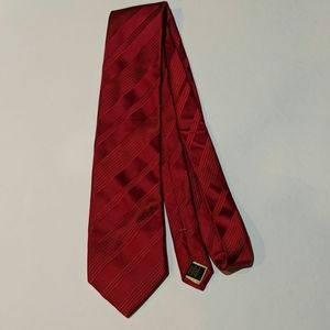 Red Donald Trump Maga Power Tie